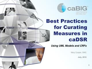 Best Practices for Curating Measures in caDSR