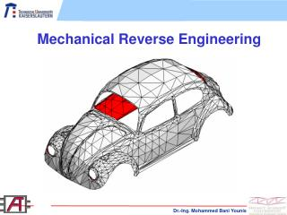 Mechanical Reverse Engineering