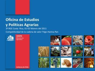 Oficina de Estudios  y Políticas Agrarias