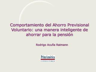Rodrigo Acuña Raimann
