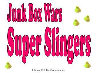 Junk Box Wars