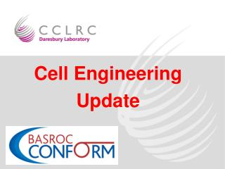 Cell Engineering Update