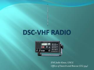 DSC-VHF RADIO