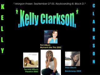 *.Kelly Clarkson.*