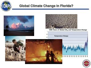 Global Climate Change in Florida?