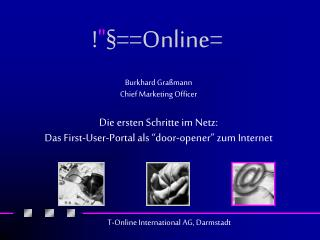 T-Online International AG, Darmstadt