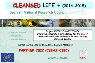 CLEANSED  LIFE  + (2014-2015)