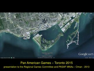 Pan American Games – Toronto 2015