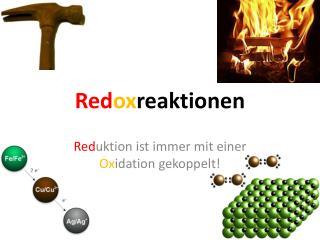 Red ox reaktionen