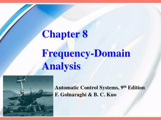 Chapter 8 Frequency-Domain Analysis