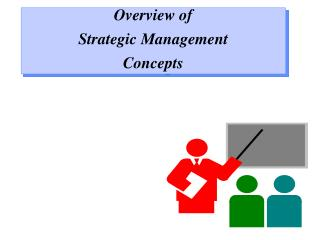 Overview of  Strategic Management Concepts