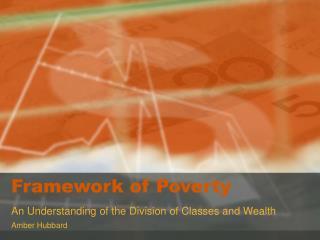 Framework of Poverty