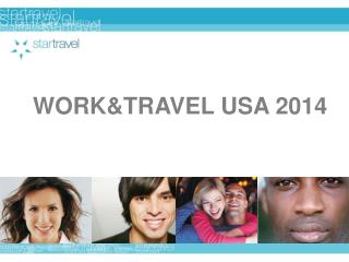 WORK&TRAVEL USA 2014
