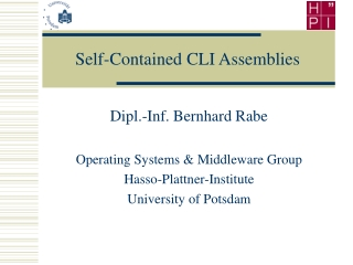 4: What s new in the CLR and BCL