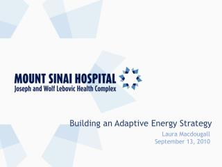 Building an Adaptive Energy Strategy