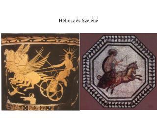 Héliosz és Szeléné