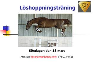 L�shoppningstr�ning