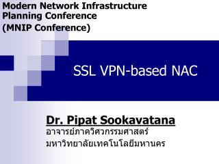 SSL VPN-based NAC