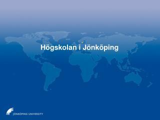 H�gskolan i J�nk�ping