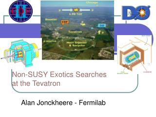 Non-SUSY Exotics Searches at the Tevatron