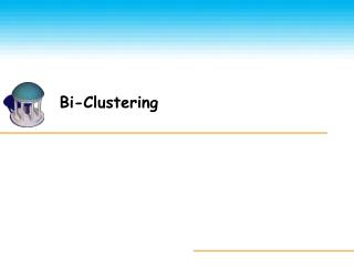 Bi-Clustering