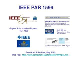 IEEE PAR 1599