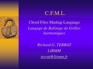 C.F.M.L.