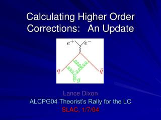 Calculating Higher Order Corrections:   An Update