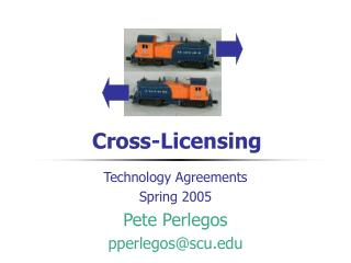 Cross-Licensing