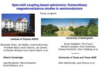 Spin-orbit coupling based spintronics: Extraordinary magnetoresistance studies in semiconductors