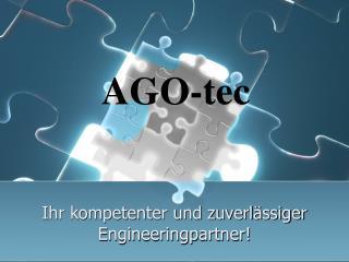 Ihr kompetenter und zuverl ssiger Engineeringpartner