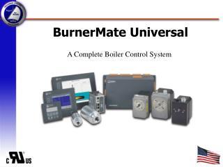 BurnerMate Universal
