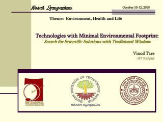 Vinod  Tare -IIT Kanpur