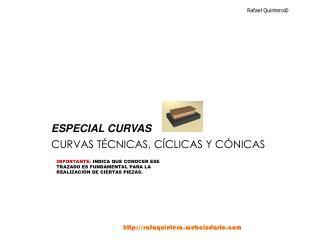 ESPECIAL CURVAS