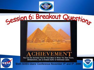 Session 6: Breakout Questions