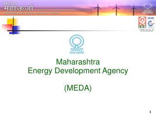 Maharashtra  Energy Development Agency  (MEDA)