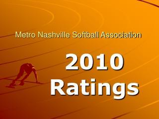 Metro Nashville Softball Association