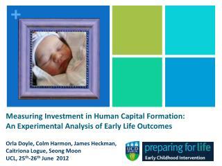 Preparing for Life Programme