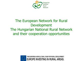 European Network for Rural Development(EN RD)