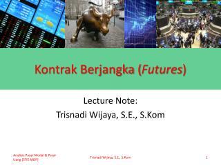 Kontrak Berjangka ( Futures )