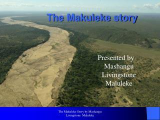The Makuleke story