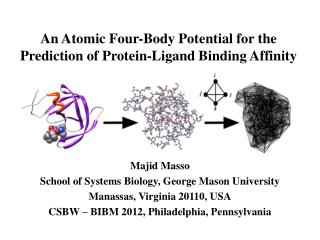 An Atomic Four-Body Potential for the Prediction of Protein-Ligand Binding Affinity