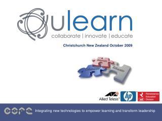 Christchurch New Zealand October 2009