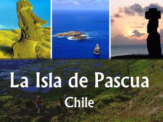 ¿ Dónde está  La Isla de Pascua?