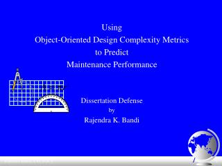 Using Object-Oriented Design Complexity Metrics to Predict Maintenance Performance