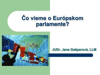 Čo vieme o Európskom parlamente?