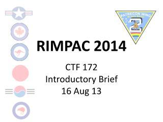 RIMPAC 2014