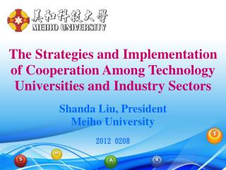 Two major systems in higher education 1. Comprehensive University – General Education
