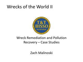 Wrecks of the World II