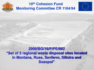 10 th  Cohesion Fund Monitoring Committee CR 1164/94
